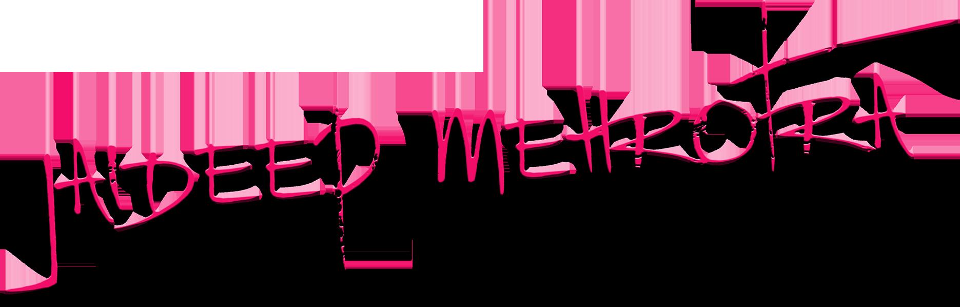 Jaideep Mehrotra